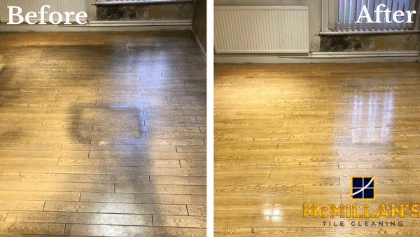 Laminate Glasgow Before & After
