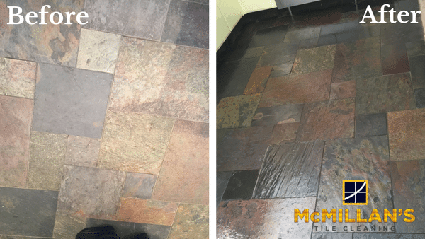 Tiles Glasgow Before & After