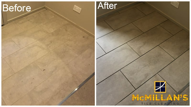 Professional Tile and Grout Cleaning Glasgow