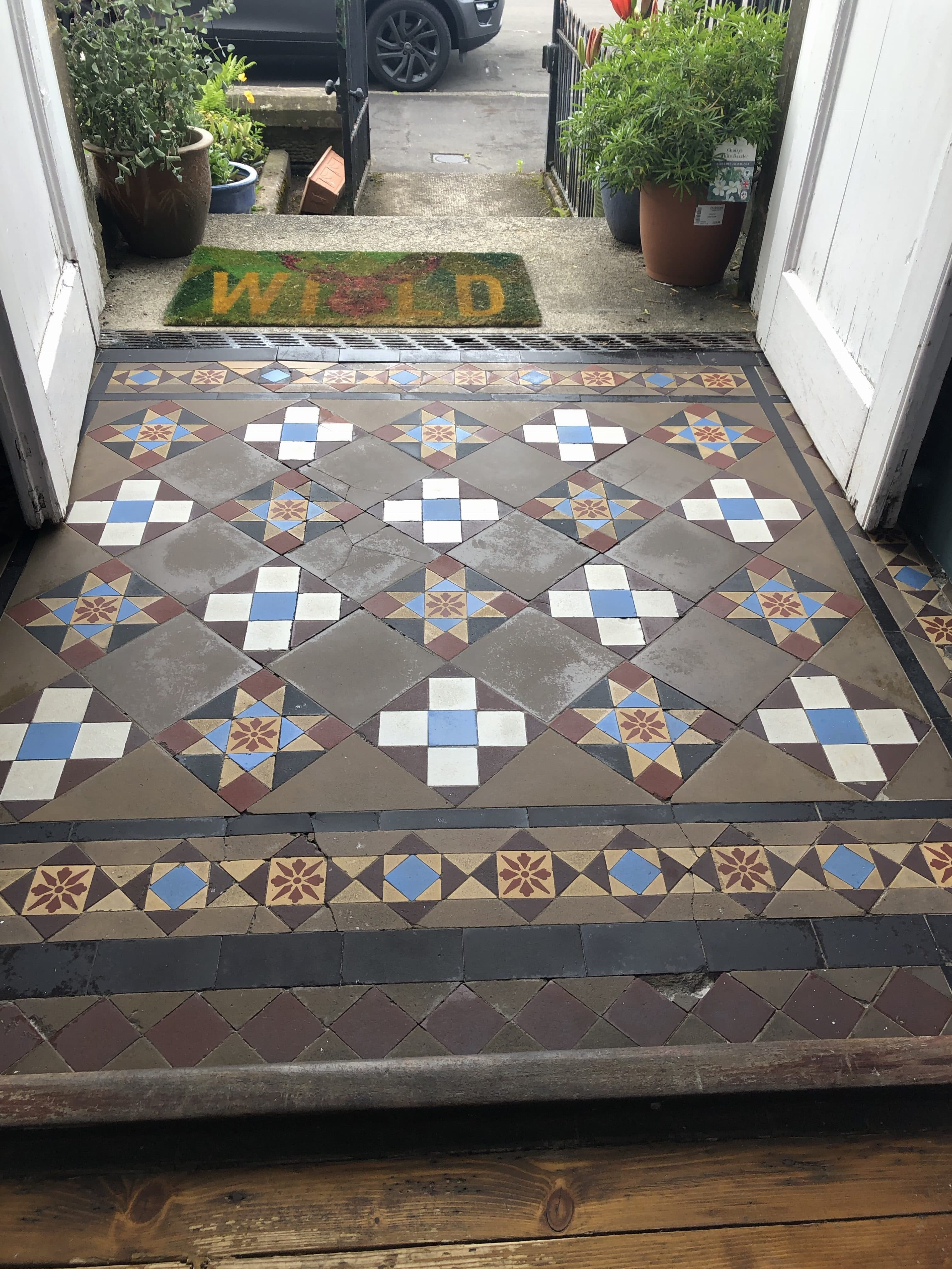 Tile cleaning Glasgow